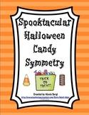 Spooktacular Halloween Candy Symmetry