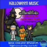 Spooktacular Halloween Music