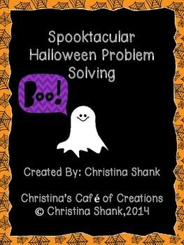 Spooktacular Halloween Problem Solving