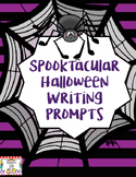 Spooktacular Halloween Writing Prompts