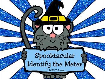 Spooktacular Identify the Meter