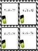 Spooktacular Math Writing 3-5