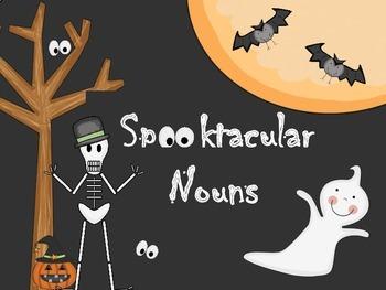 Spooktacular Nouns