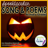 Spooktacular Songs and Poems