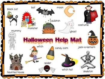 Halloween Writing Pack