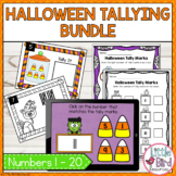 Spooktacular Tallying Bundle - Write the Room, Count & Tal