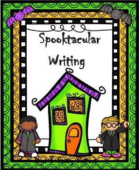 Spooktacular Writing