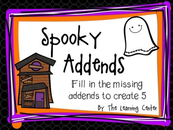 Spooky Addends