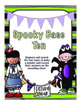 Spooky Base Ten
