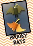 Spooky Bat Craft