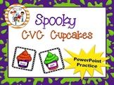 Spooky CVC Words PowerPoint
