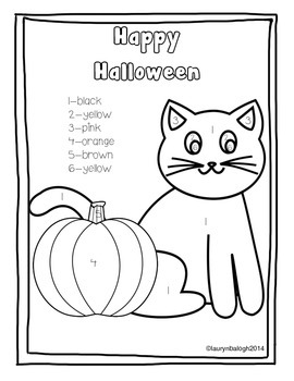 photo about Printable Halloween Craft called Spooky Cat: Halloween craft printable pack