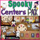 Spooky Centers Pack