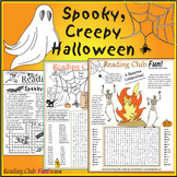 Spooky, Creepy Halloween – Hauntings, History, Safety (Rea