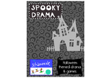 Spooky Drama Activities