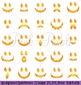 Spooky Faces Halloween Clipart Clip Art, Halloween Ghost o