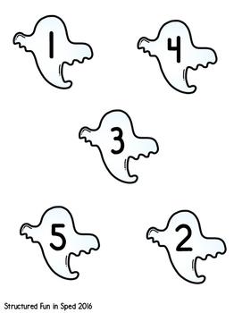 Spooky File Folder Pack