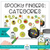 Spooky Fingers: Halloween Categories