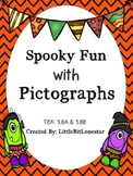 Spooky Fun with Pictographs  TEKS: 3.8A & 3.8B