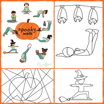 FREE Halloween Coloring Pages for Adults & Kids - Happiness is Homemade | 350x350