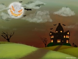 Spooky Halloween Animation Background