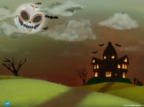 Spooky Halloween Animation background