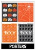 Halloween Spooky Classroom Decoration Kit