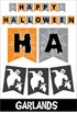 Halloween Spooky Classroom Decoration Kit