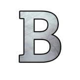 Spooky Font Clip Art - Bree Serif - Free for Halloween