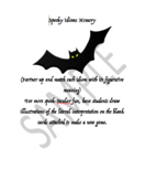 Spooky Halloween Idioms Memory Game