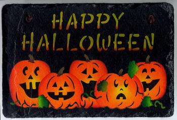 Spooky Halloween Mad Libs