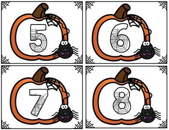 Spooky Halloween Math