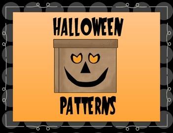 Halloween Math: Spooky Patterns