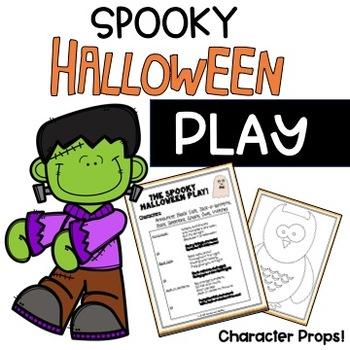 Spooky Halloween Play