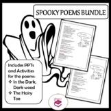 Spooky Halloween Poems Bundle