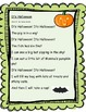 Spooky Halloween Poems for Phonics, Word Study, Fluency and More!