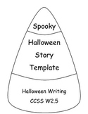 Spooky Halloween Story