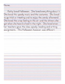 Spooky Halloween Story Starters
