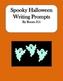 Spooky Halloween Writing Prompts