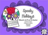 Spooky Holidays (Halloween, Dia de los Muertos) Pack