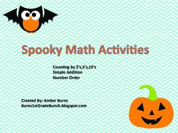 Spooky Math