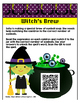 Halloween Spooky Math Centers- Addition, Subtraction,Inequalities, Word Problems