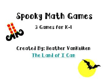 Spooky Math Games