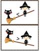 Halloween Math Activity-Spooky Math Inequalities- Broom Balancing Center