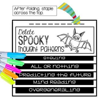 Mindset Halloween Flipbook