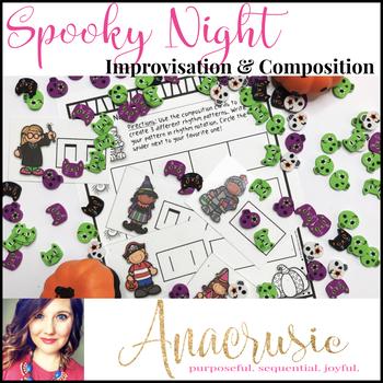 Spooky Night Improvisation & Composition