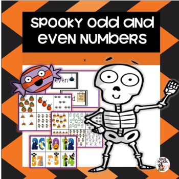 Spooky Odd and Even Math
