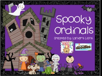 Spooky Ordinals