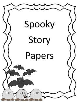 Spooky Paper