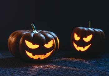 Halloween Spooky Photo Backgrounds